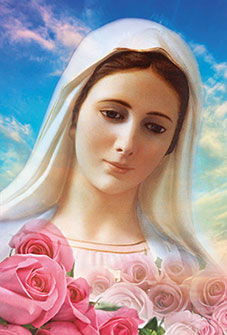 Short essay on mother mary