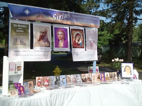 August 7, 2013, Report on the Festival at Theosophical Society in America