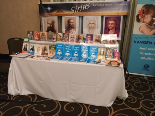 The books by Tatyana Mickushina have been presented at тhe «Transformational Wellness» Expo in Guelph, Canada on April 13, 2019.