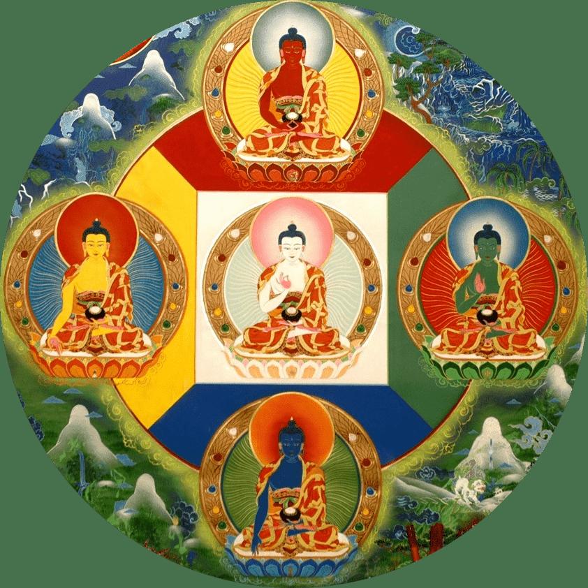 Buddha Vairochana